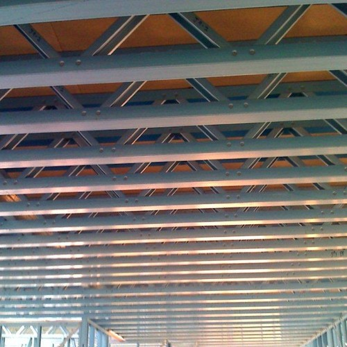 About 70mm Webbed Floor Joists